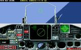 Flight of the Intruder Atari ST Enemy in sight