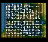 Operation Europe: Path to Victory 1939-45 SNES Background information on the chosen scenario