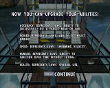 Jaws: Unleashed Windows Abilities upgrade instructions.