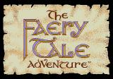 The Faery Tale Adventure: Book I Genesis Title screen
