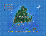 Jaws: Unleashed Windows Map of Amity Island