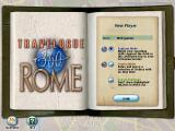 Rome: Curse of the Necklace Windows Mode selection