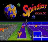 Spindizzy Worlds SNES Title screen