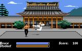 Bruce Lee Lives DOS Bruce Lee vs. An Ambitious Student! (VGA)