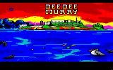 Manhunter 2: San Francisco Amiga Credits.