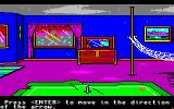 Manhunter 2: San Francisco Amiga Inside the apartment.