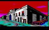Manhunter 2: San Francisco Amiga A warehouse.