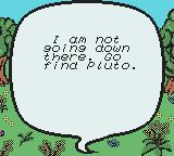 "Mickey's Racing Adventure Game Boy Color Pluto is the only character in this game who can play the ""collecting bones"" minigame."