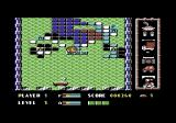 Addicta Ball Commodore 64 A monster comes out to play