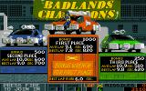 Badlands Amiga To the winner goes the wrenches.