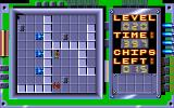 Chip's Challenge Amiga Level 20 - Tossed Salad.