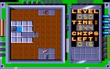 Chip's Challenge Amiga Level 50 - Dig Dirt.