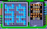 Chip's Challenge Amiga Level 60 - Scoundrel.