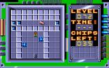 Chip's Challenge Amiga Level 72 - Reverse Alley