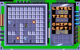 Chip's Challenge Amiga Level 100 - Colony.