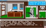 Déjà Vu: A Nightmare Comes True!! Amiga An office.