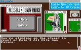 Déjà Vu: A Nightmare Comes True!! Amiga Outside the Guns and Ammo.