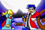Santa Claus Jr. Advance Game Boy Advance Title screen