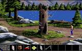 Backpacker: The Lost Florence Gold Mine Windows 3.x Hollow tree with bees