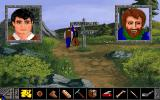 Backpacker: The Lost Florence Gold Mine Windows 3.x Confrontation with the bad guys