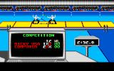 Mega Sports Amiga Fencing. (Summer Games 2)