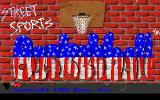 Street Sports Basketball Amiga Street Sports Basketball.