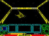The Rubicon Alliance ZX Spectrum A closer look at the ship graphics