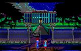 The Colonel's Bequest Amiga Intro: The Colonel's estate.