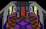 The Colonel's Bequest Amiga Upstair's hallway.