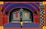 Conquests of Camelot: The Search for the Grail Amiga The chapel.