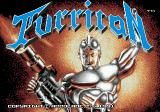 Turrican Genesis Title screen