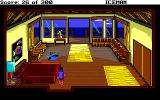 Code-Name: Iceman Amiga In your cabin.