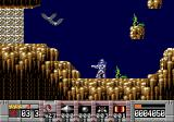 Turrican Genesis Going down