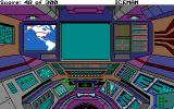 Code-Name: Iceman Amiga At the controls of the sub.