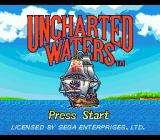Uncharted Waters Genesis Title
