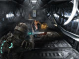 "Dead Space Windows Enemies with explosive ""sacks"". If you let them get too close, you will surely get blown to pieces."