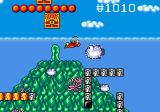 Alex Kidd in the Enchanted Castle Genesis Nasty fishes