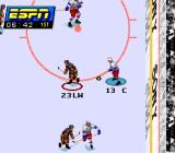 ESPN National Hockey Night Genesis Playing with the vertical view on