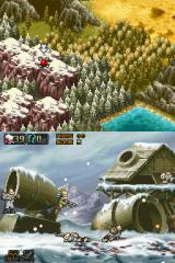 Commando: Steel Disaster Nintendo DS The game features impressive background art and animation.