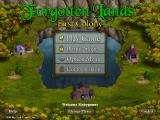 Forgotten Lands: First Colony Windows Main menu