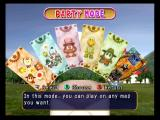 Mario Party 4 GameCube The main menu