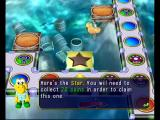 Mario Party 4 GameCube The location of the first star!