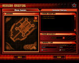 Command & Conquer: Red Alert 3 Windows Mission briefing.