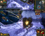 Command & Conquer: Red Alert 3 Windows Ships attack.