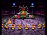 "Mario Party 4 GameCube A Bowser game called ""Fruits of Doom"""