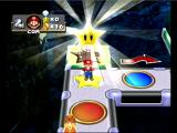 Mario Party 4 GameCube Mario has won a star!
