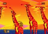 The Lion King Genesis Fell down a giraffa's neck