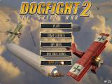 Dogfight 2: The Great War Browser Main Menu.