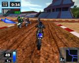 Ultimate Motorcross Windows During the race