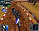 Ultimate Motorcross Windows One of the opponents crashed!